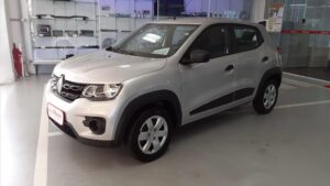 RENAULT KWID 1.0 12V SCE FLEX ZEN MANUAL 2019/2019